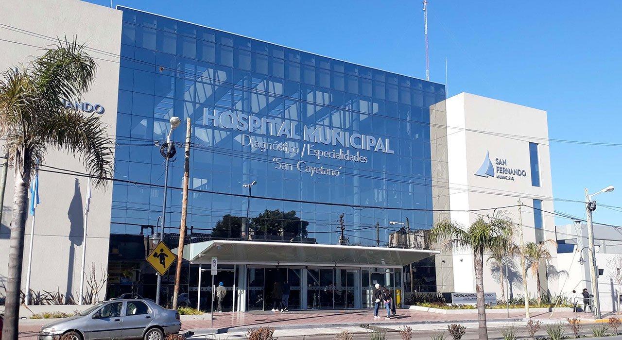 """Instalamos un MAMÓGRAFO Digital con TOMOSÍNTESIS en el Nuevo Hospital """"San Cayetano"""" de San Fernando"""