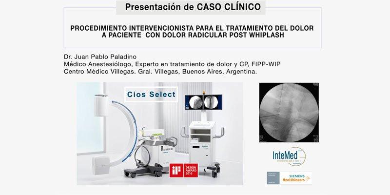 Caso Clínico – Dr. Juan Pablo Paladino – Cios Select
