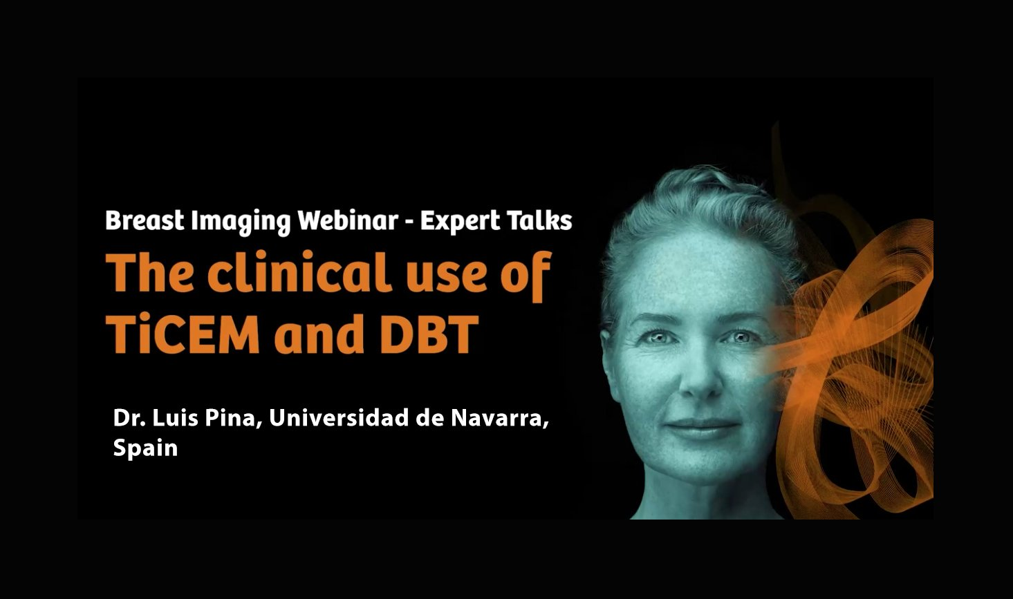 WEBINAR – Dr. Luis Pina – BREAST IMAGING DEPARTMENT – Clínica Universidad Navarra, España