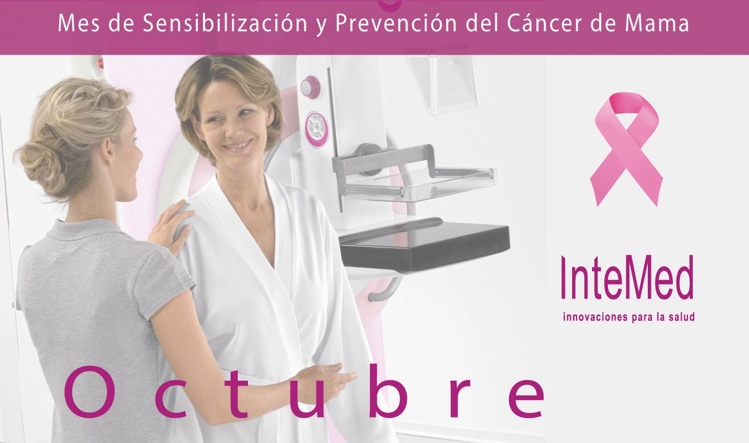 InteMed apoya la concientización del Cáncer de Mama
